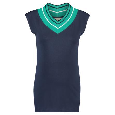 noppies Moederschapsoverhemd Peija jurkje blauw
