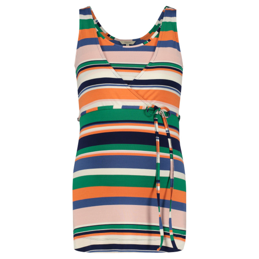 noppies ammeskjorte Pene flerfarget stripe