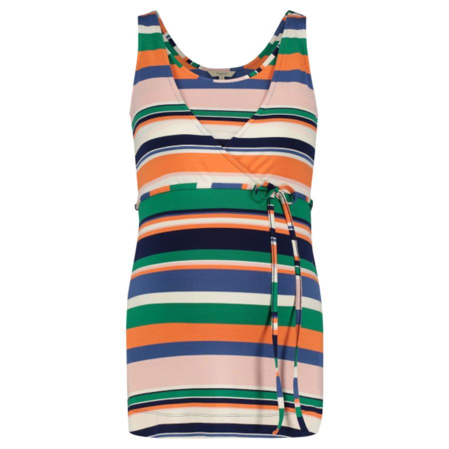 noppies Verpleegkundige Shirt Pene Veelkleurige Streep voor de verzorging van het overhemd