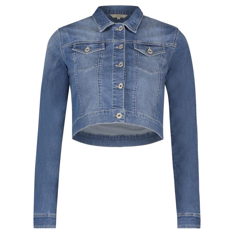 noppies gravid jeansjakke Orlane Aged Blue