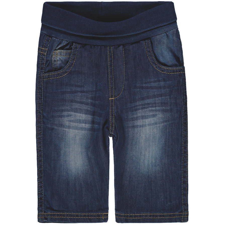 Steiff Boys Jeans, light blue denim