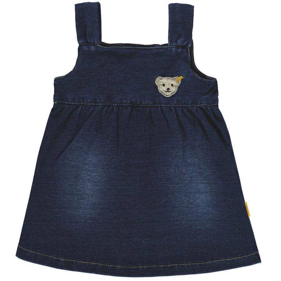 Steiff Jeanskleid, blau