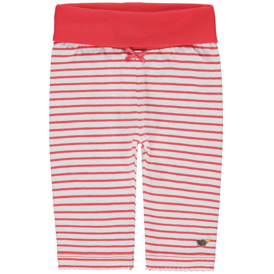Steiff tyttöjen leggingsit, punainen