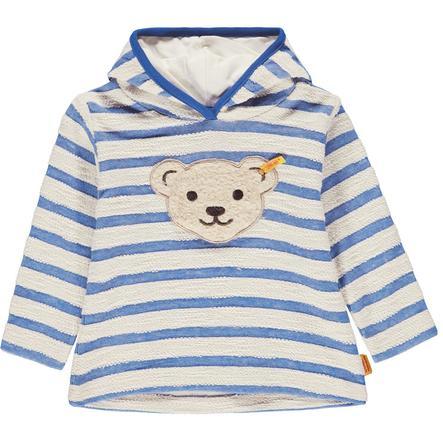 Steiff Boys Sweatshirt, blau