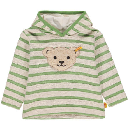 Steiff Boys Sweatshirt, grün