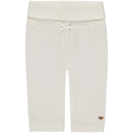 Steiff tyttöjen leggingsit, valkoiset