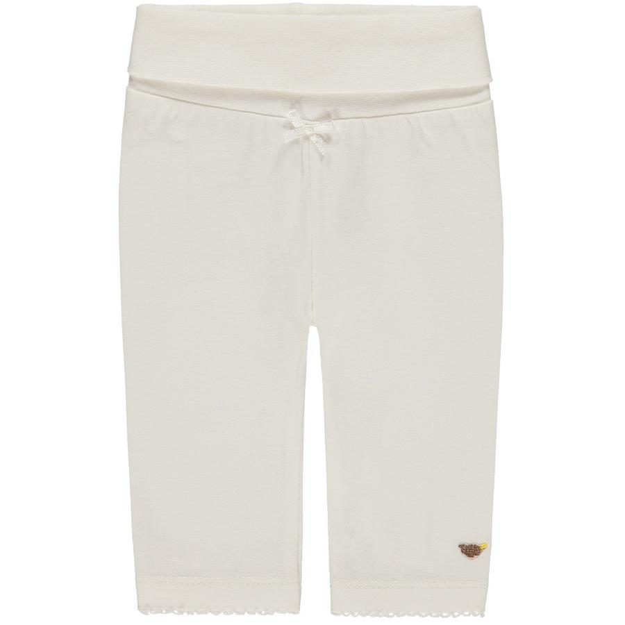 Steiff Girl Leggings s, blanc
