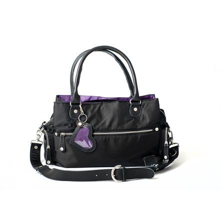 petit amour přebalovací taška Laila black