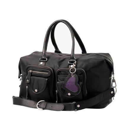 petit amour přebalovací taška Lissy black