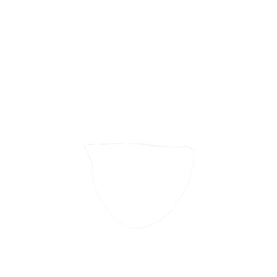 maximo Girl paski kapelusza Denim-arktyczna biel denimu