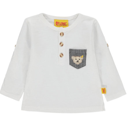 Steiff Baby-Garçon chemise manches longues