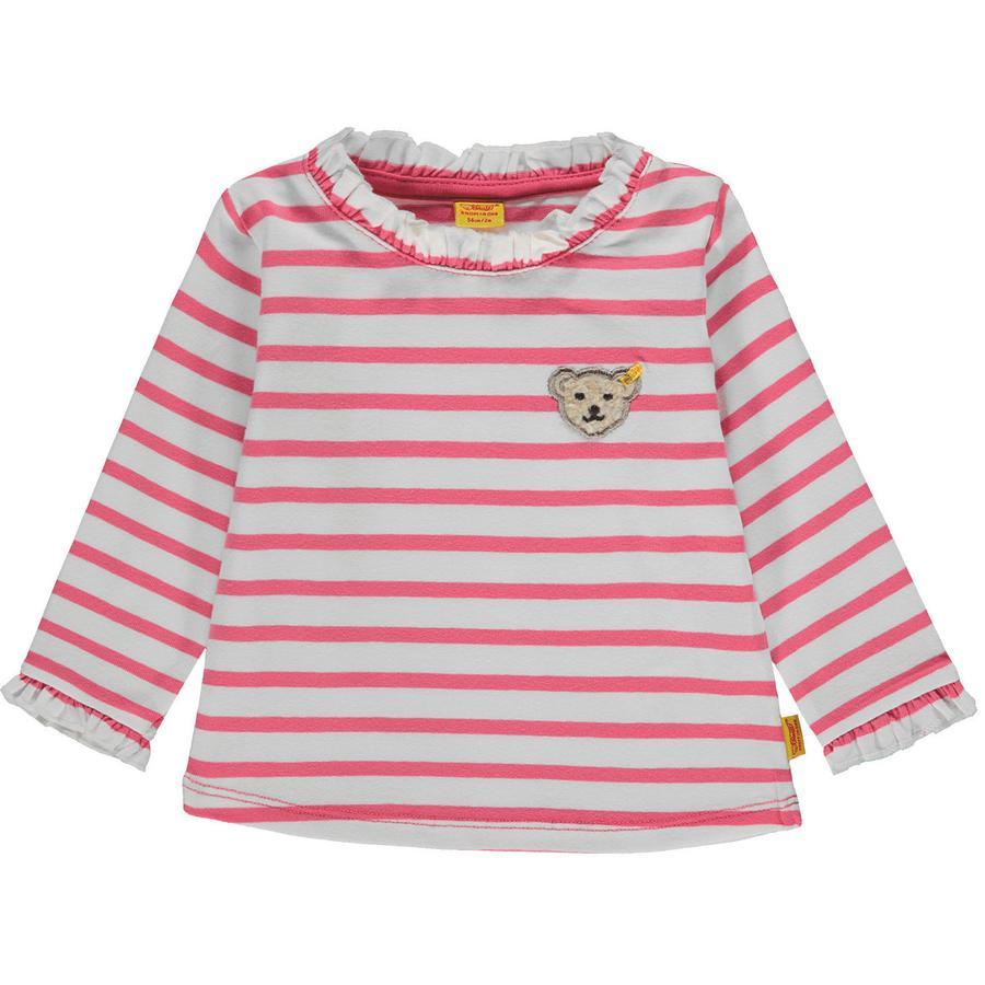 Steiff Girls Langærmet skjorte, pink