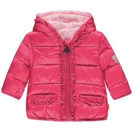 Steiff Anorak wendbar, pink