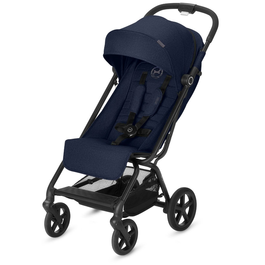 cybex GOLD Wózek spacerowy Eezy S+ Denim Blue-blau