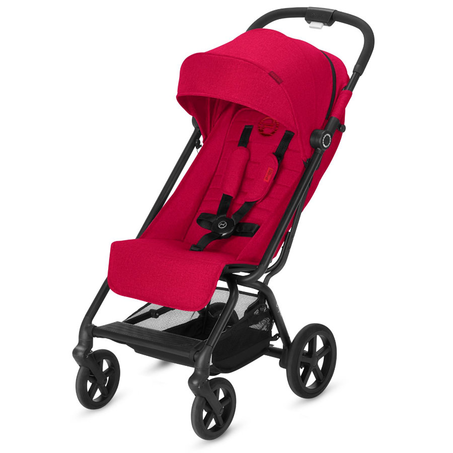 cybex GOLD Poussette citadine Eezy S Plus Rebel red-red