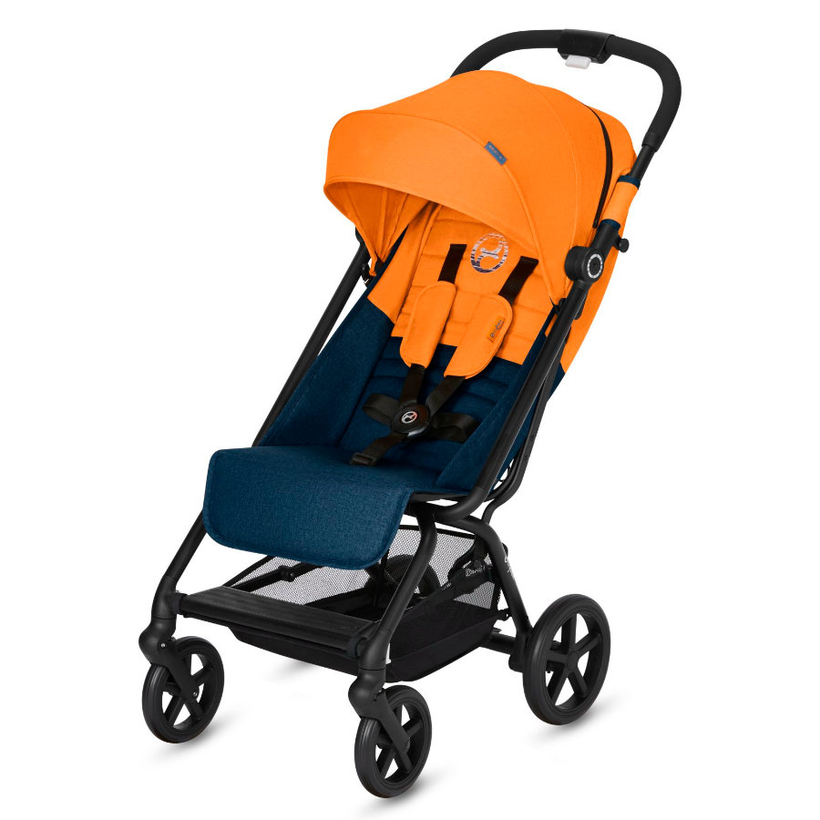 cybex GOLD Kinderwagen Eezy S+ Tropical Blue