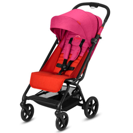 cybex GOLD Cochecito Eezy S+ Fancy Pink