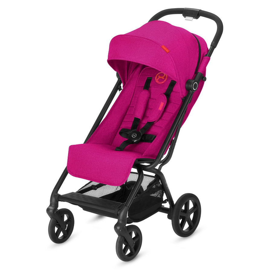 cybex GOLD Wózek spacerowy Eezy S+ Passion Pink-pink