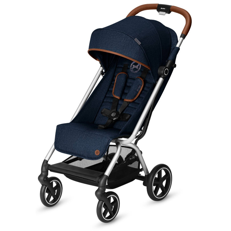 cybex GOLD Kinderwagen Eezy S+ Denim - Denim Blue