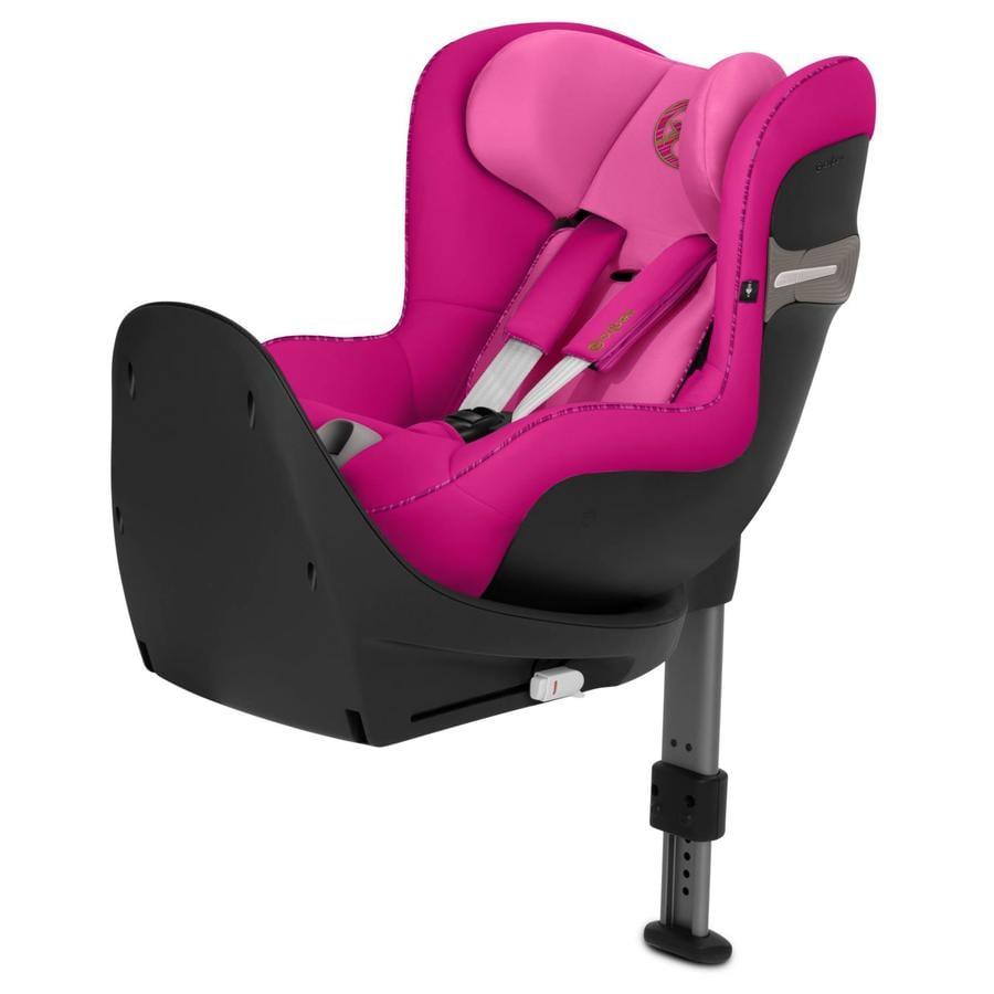 cybex GOLD Kindersitz Sirona S I-Size Fancy Pink