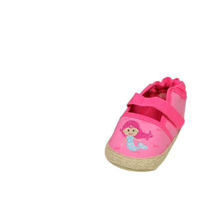 maximo Girl buty dla małych dzieci syrena syrenka ciemny kwiat migdałowy