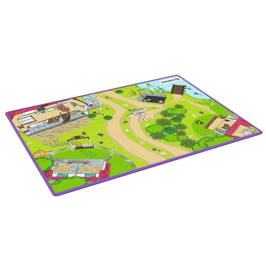 Schleich Tapis de jeu pour figurine Horse Club 42465