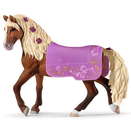 Schleich Paso fino, hingst, hästshow 42468