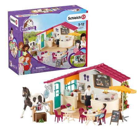 Schleich Figurine café des cavaliers 42519
