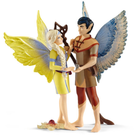Schleich Figurine Sera et Jaro Bayala le film 70583