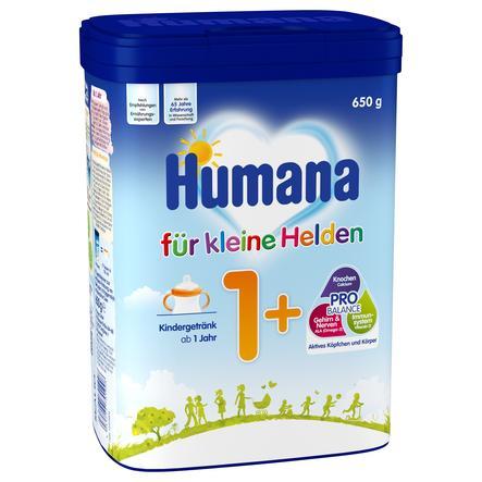Humana Kindergetränk 1+ 650 g ab dem 1. Jahr