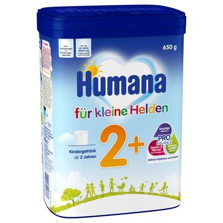 Humana Kindergetränk 2+ 650 g ab dem 2. Jahr