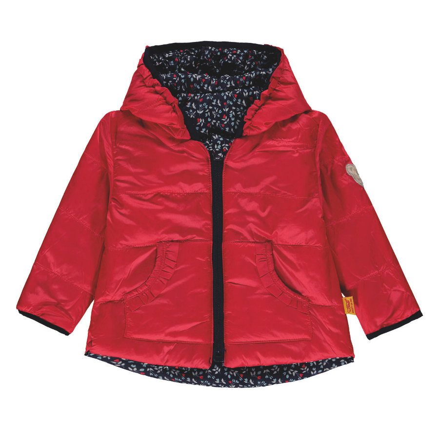 Steiff Girls Anorak wendbar, allover