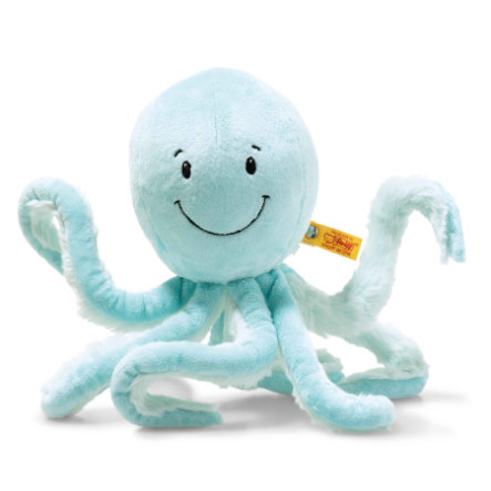 Steiff Soft Cuddly Friends Ockto Octopus, 27 cm