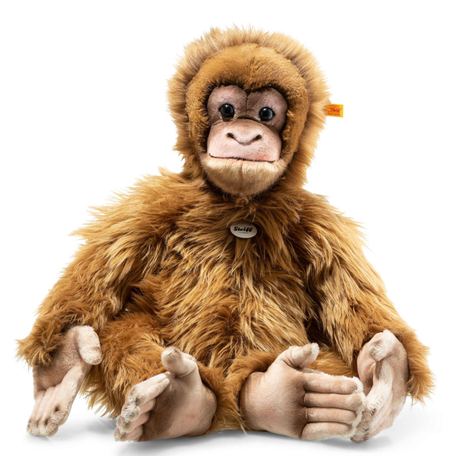 Steiff Peluche orang-outan Alena, 60 cm