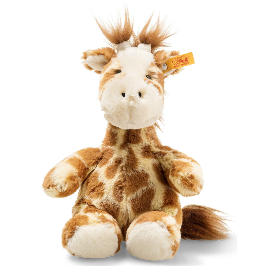 Steiff Soft Cuddly Friends Girta Giraffe 18 cm