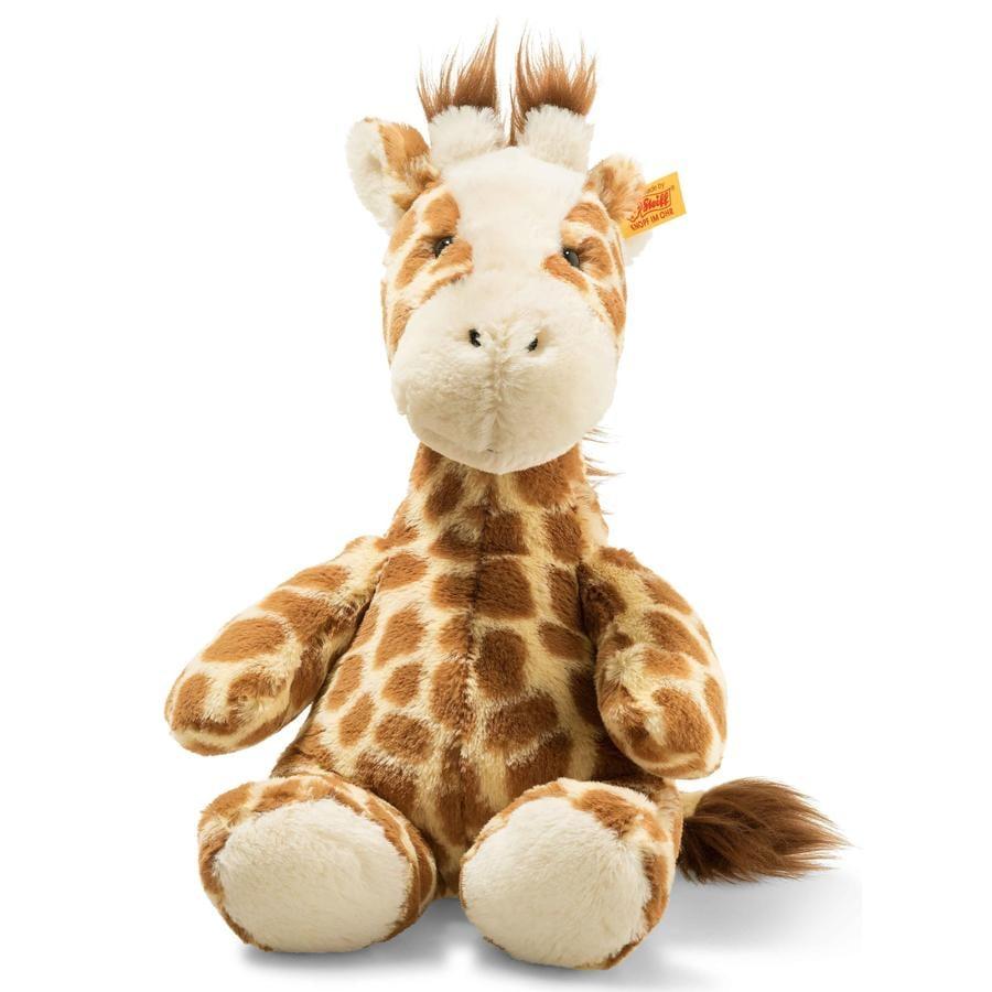 Steiff Soft Cuddly Friends Gira, žirafa, 28 cm