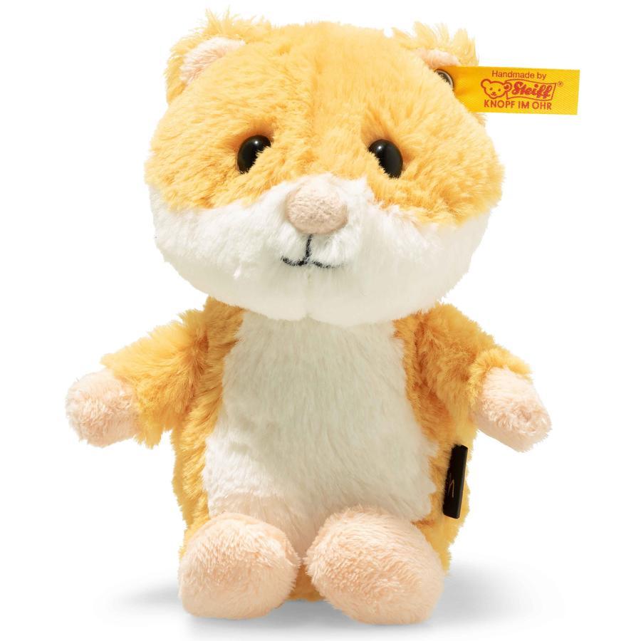 Steiff Soft Cuddly Friends Happy Hamster, 14 cm