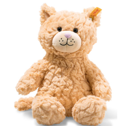 Steiff Soft Cuddly Friends Whiskers Katze, 28 cm