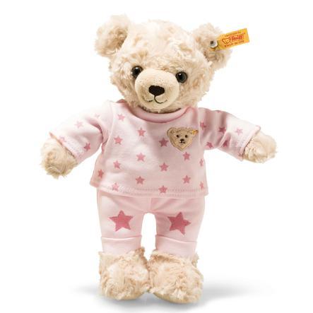Steiff Teddy and Me Teddy Bear girl s pyžamem, 27 cm