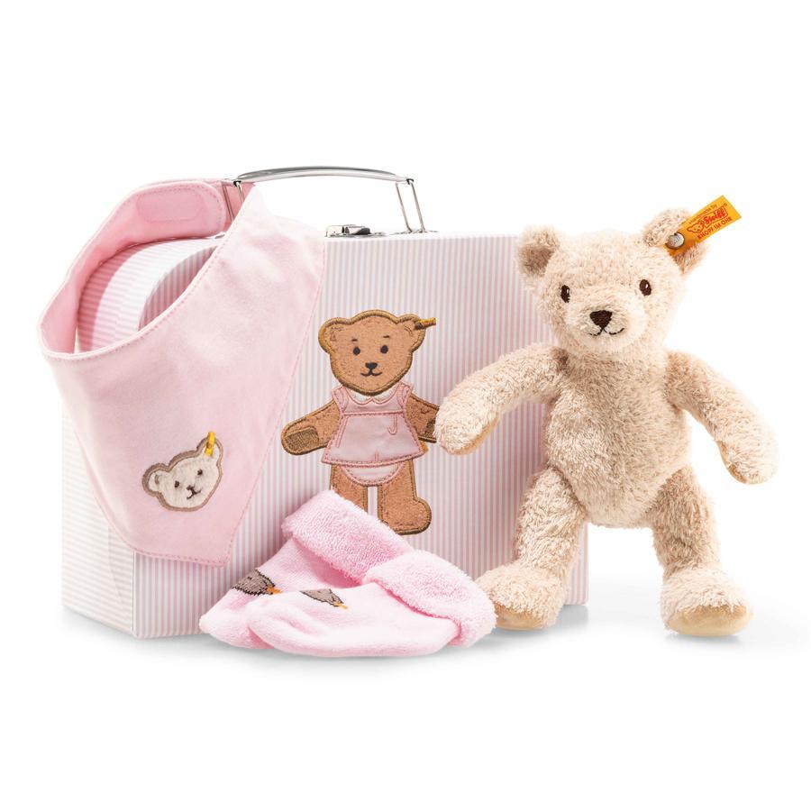 Steiff Geschenkset Girl rosa