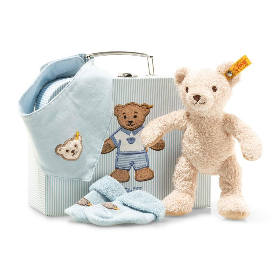 Steiff Coffret cadeau enfant bleu clair