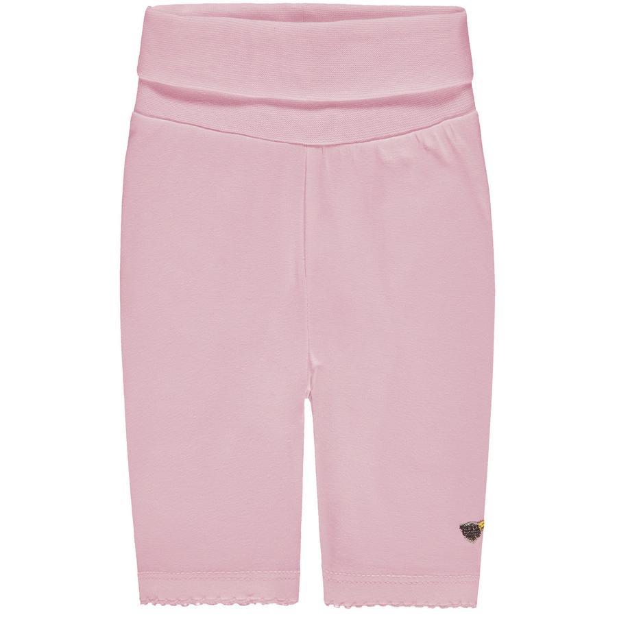 Steiff Girl s Legingi, różowe