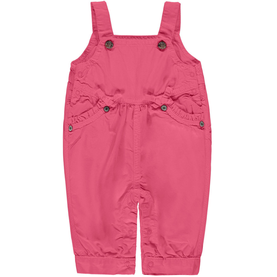 Steiff Girl s Latzbermudas, różowy