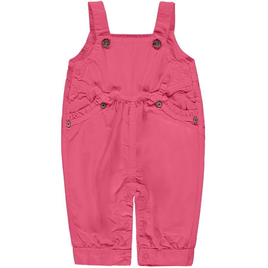 Steiff Girls Šortky Bib, růžové