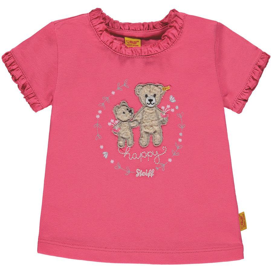 5f8e1aa6f492 Steiff Girls T Shirt Rosa Babymarkt De