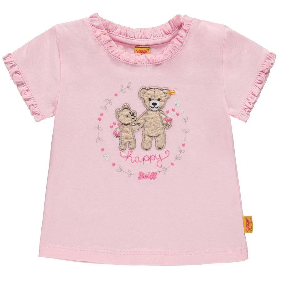 Steiff girls t-skjorte, rosa