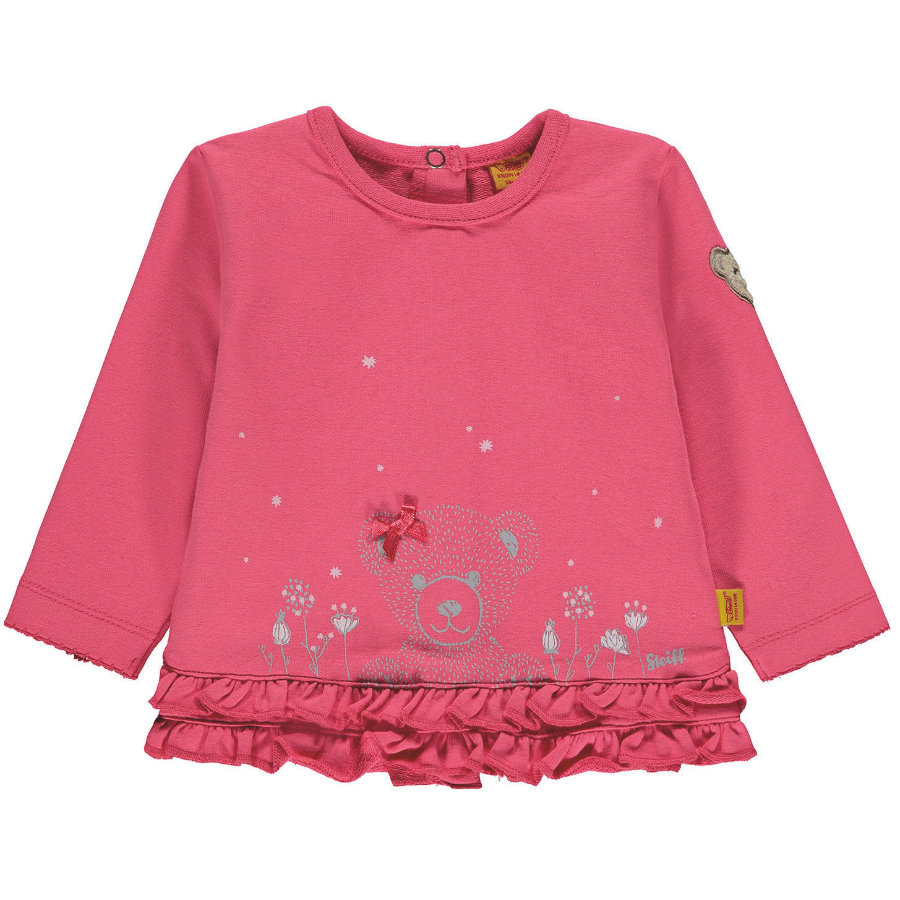 Steiff Girls Sweatshirt, fruit dove