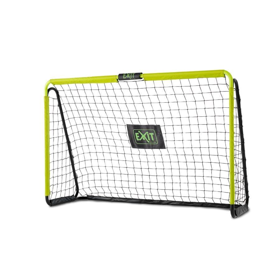EXIT Bramka do piłki nożnej Tempo 180x120 cm, zielony/czarny