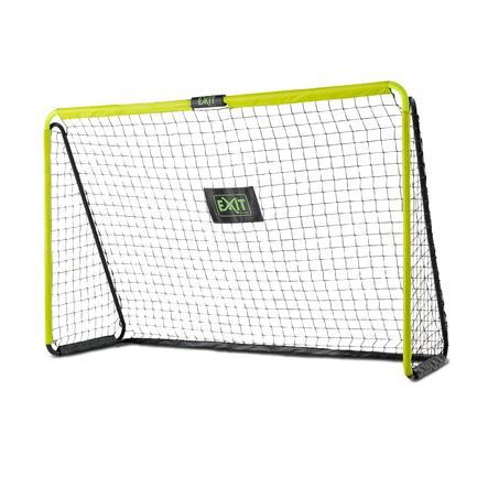 EXIT Tempo stalen voetbaldoel 240x160cm - groen/zwart