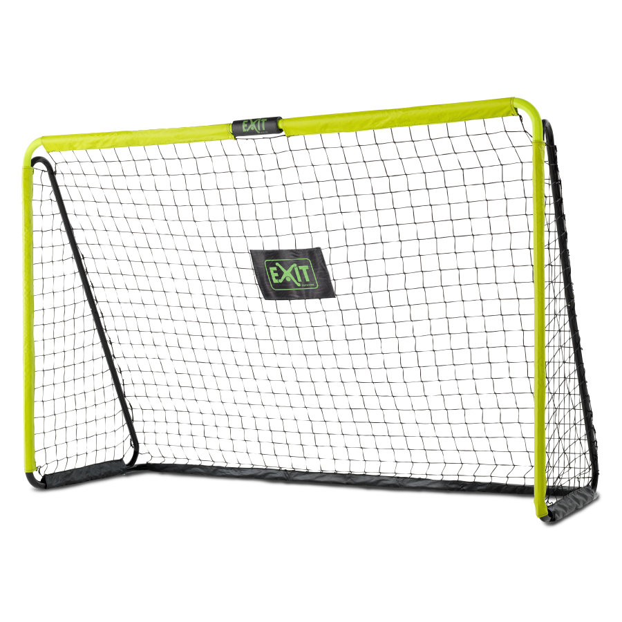 EXIT Fußballtor Tempo 240x160 cm, grün/schwarz